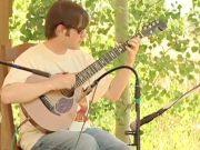 Aaron O'Rourk At First Ever Colorado Banjola Festival