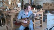 Chris Elliott playing Bill Cheetum on Banjola
