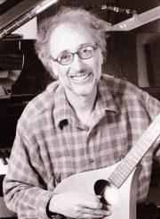 Dick Weissman on Banjola