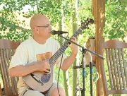 Douglas John Cameron at the First Ever Colorado Banjola Festival